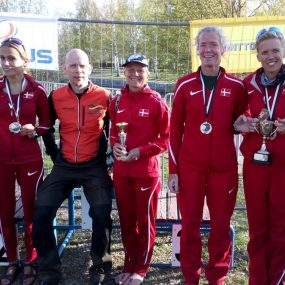 Jesper Kenn Olsen Nordiske mestre -Finland-2019