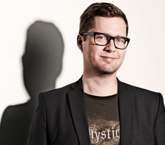Lasse Rimmer - Stand-Up, Underholdning - ARTE Booking