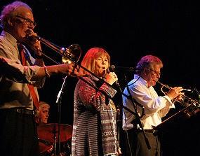 Daimi med Louisiana Jazzband