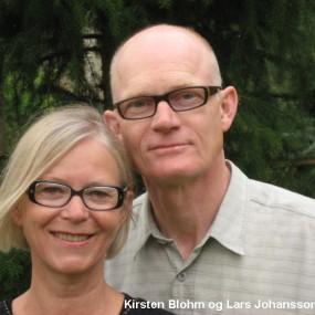 Lars Johansson og Kirsten Blum