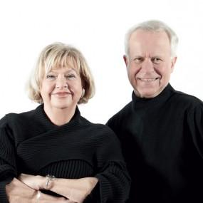 Lone Kühlmann og Henning Kirk