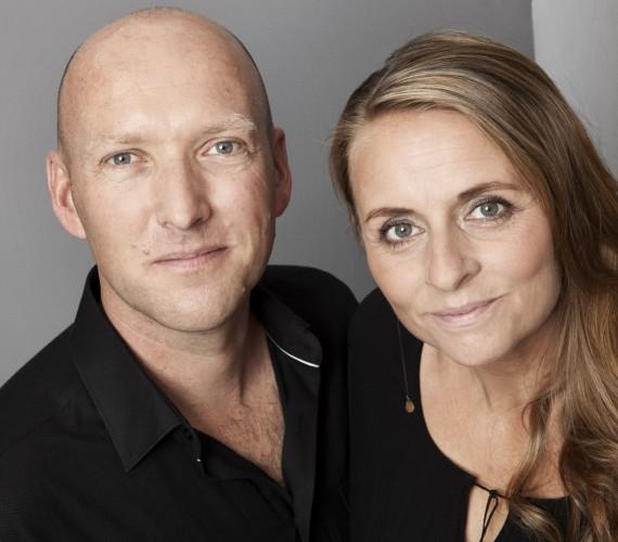 Jeanette Øbro og Ole Tornbjerg