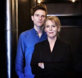 Jannie Faurschou og Niels Bjerg