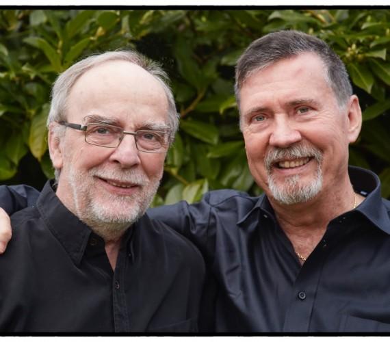 Niels Bergendorff og Kristian Halsø
