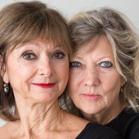 Sonja Oppenhagen og Rikke Wölck