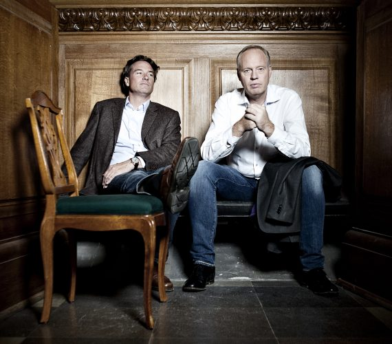 Michael Kristiansen og Peter Mogensen.