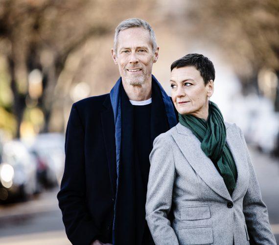 Janni Pedersen & Kim Faber